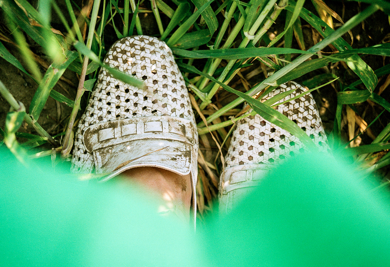 My Grandmother´s Shoes, Vienna 2002